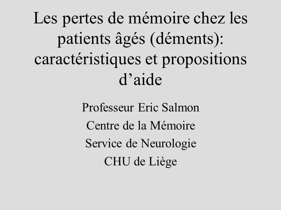 Professeur Eric Salmon