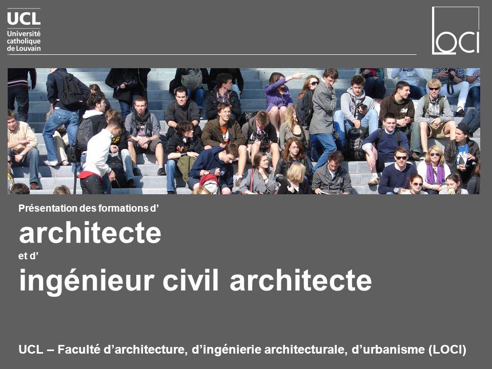 ingénieur civil architecte