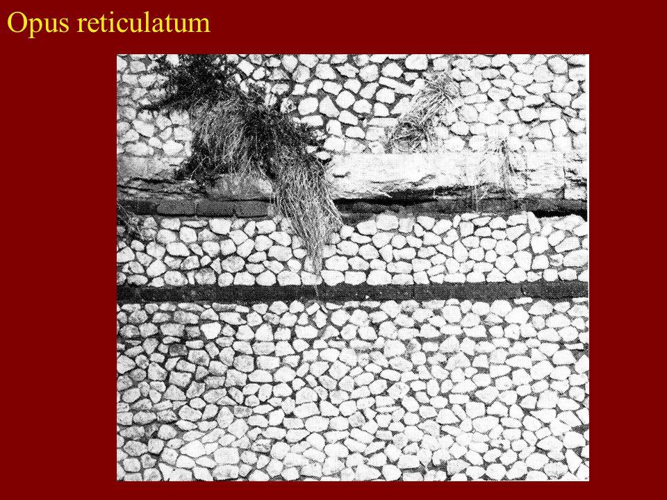 Opus reticulatum