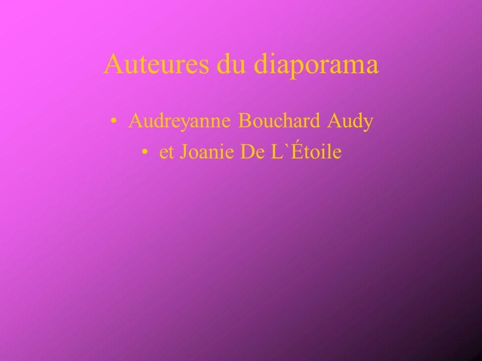 Audreyanne Bouchard Audy