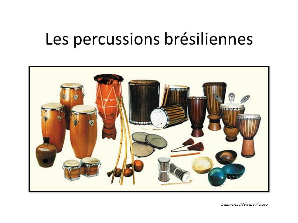 Les percussions brésiliennes