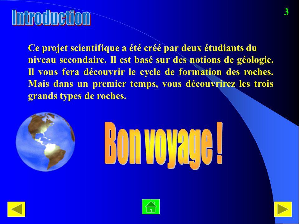 Introduction Bon voyage ! 3
