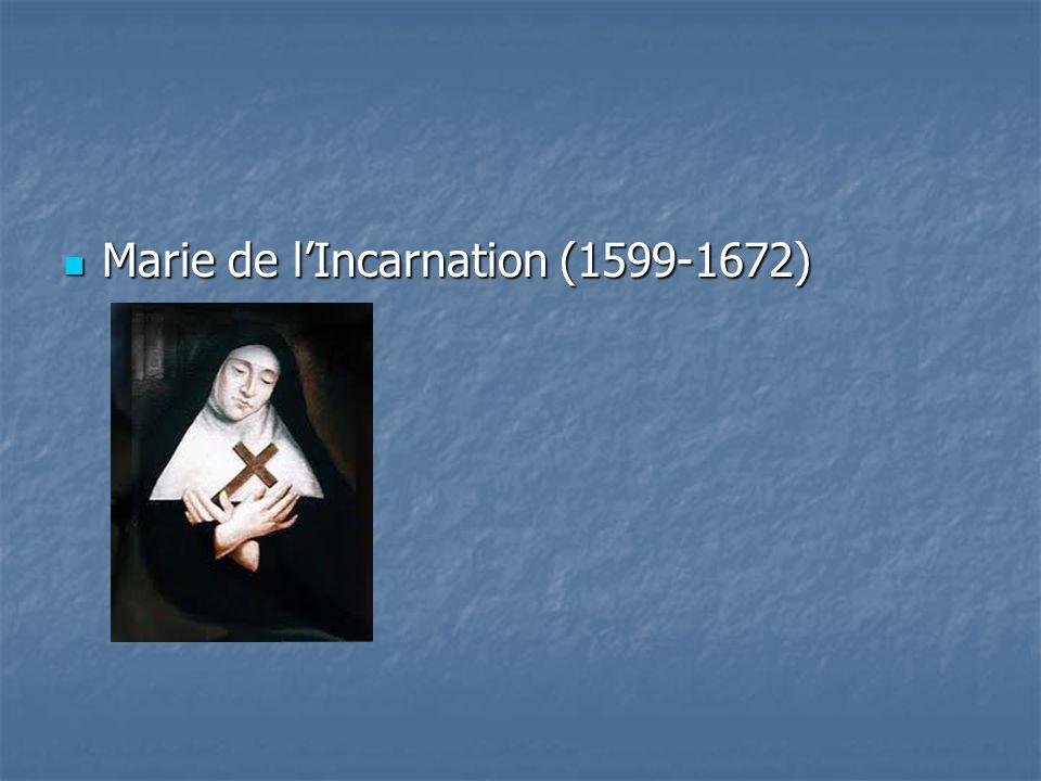 Marie de l'Incarnation (1599-1672)