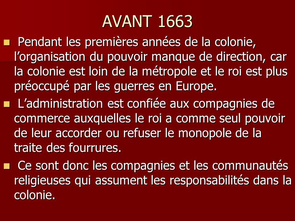AVANT 1663