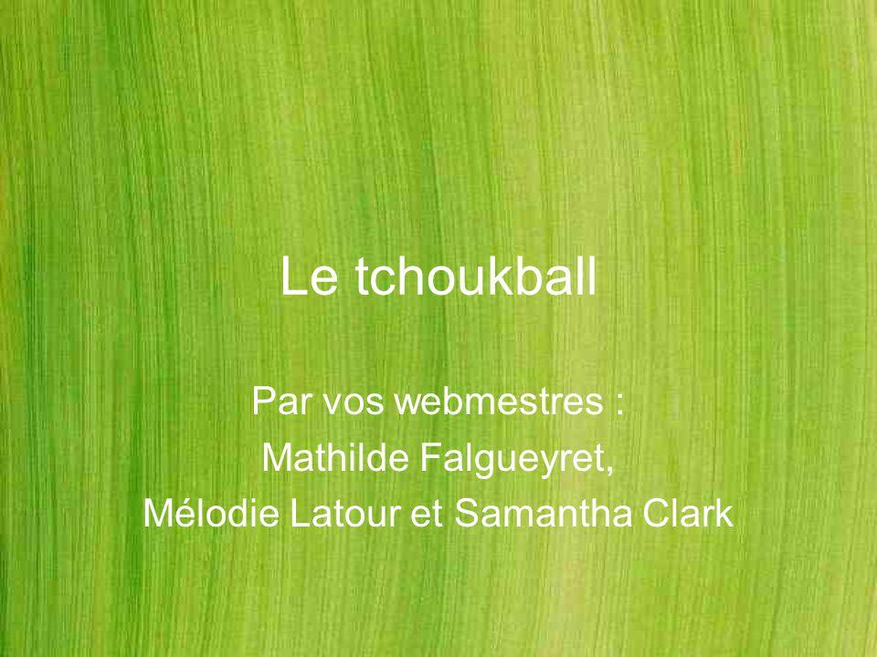 Mélodie Latour et Samantha Clark