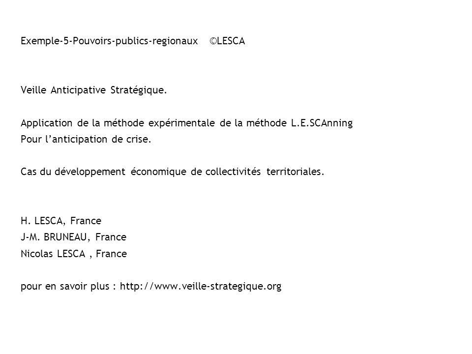 Exemple-5-Pouvoirs-publics-regionaux ©LESCA
