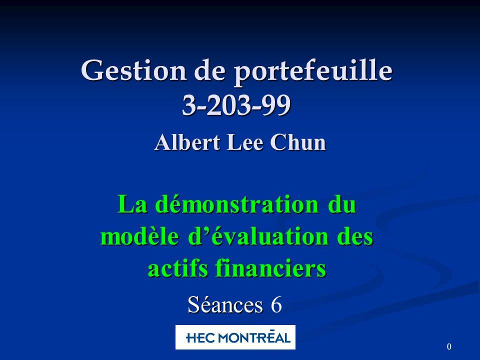 Plan du cours Séances 1 et 2 : L'environnement institutionnel
