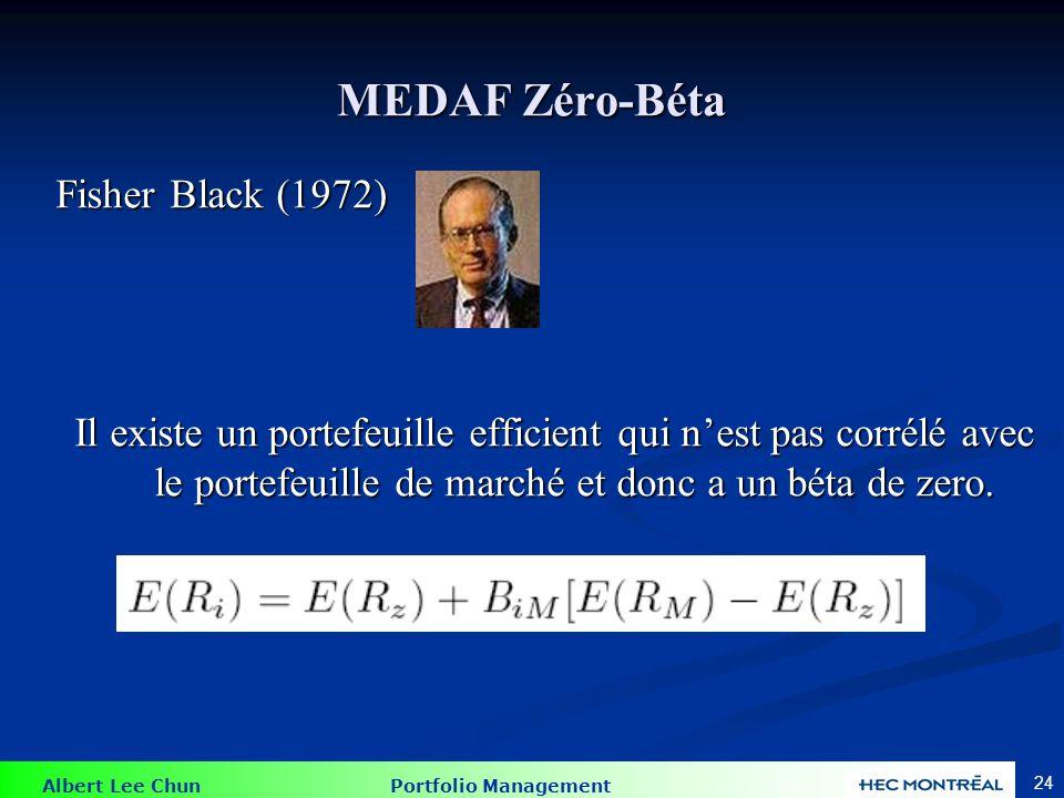 Monde avec MEDAF Zéro-Béta