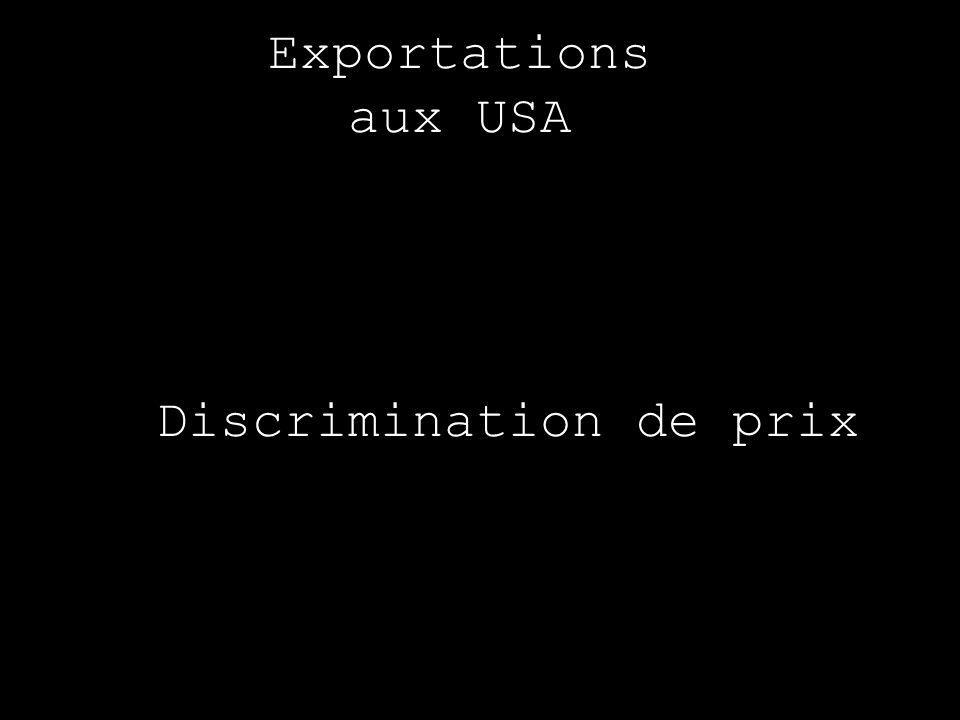 Discrimination de prix