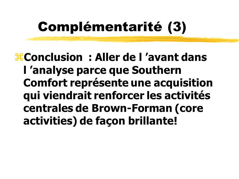 Complémentarité (3)