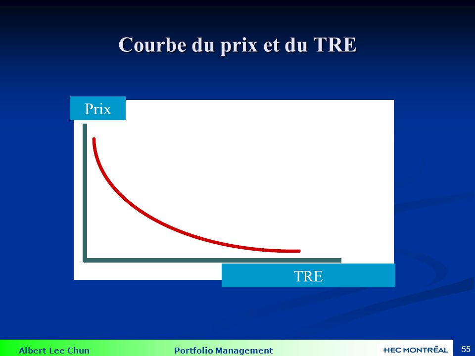 Approximation de premier ordre