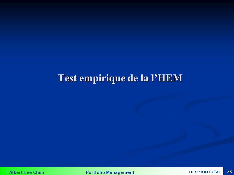 Rendement annormal et = (Réalisé - Expéré) et = Rt - (at + btRmt)