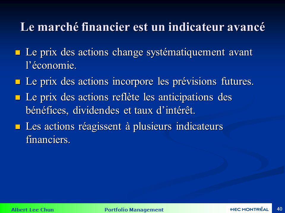 Prédire les cycles économiques
