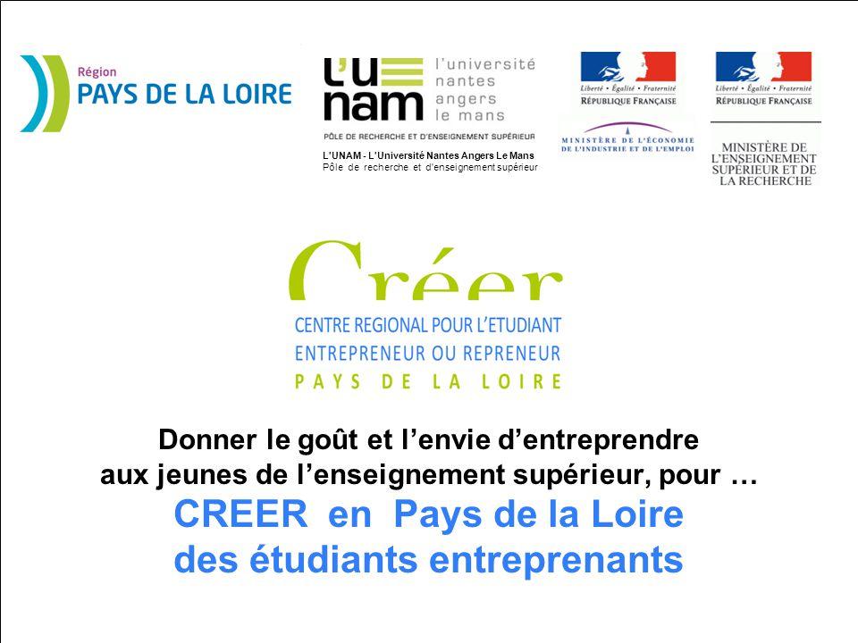 L UNAM - L Université Nantes Angers Le Mans