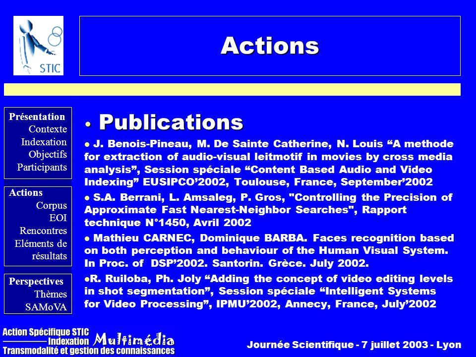 Actions Publications.