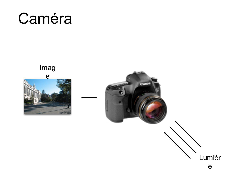 Caméra Image Lumière