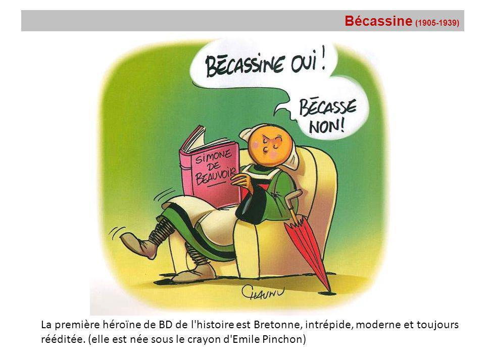 Bécassine (1905-1939)
