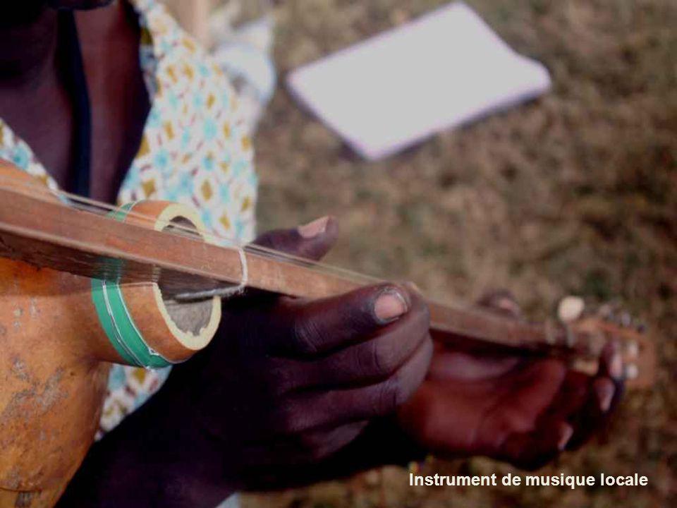 Instrument de musique locale
