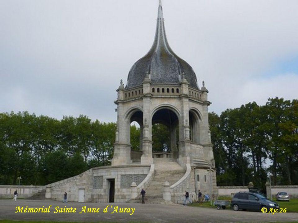 Mémorial Sainte Anne d 'Auray