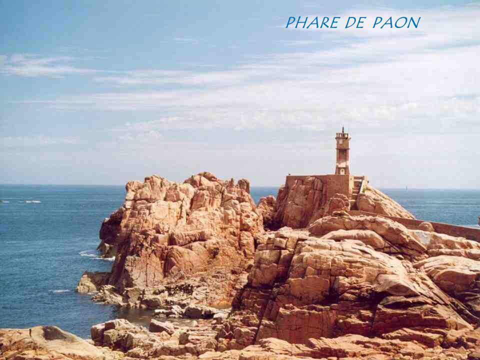 PHARE DE PAON