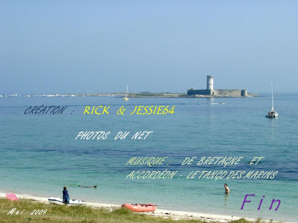 F i n CRÉATION : RICK & JESSIE64 PHOTOS DU NET