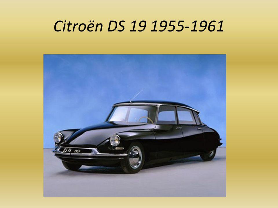 Citroën DS 19 1955-1961