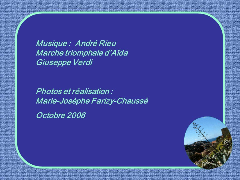 Musique : André Rieu Marche triomphale d'Aïda Giuseppe Verdi