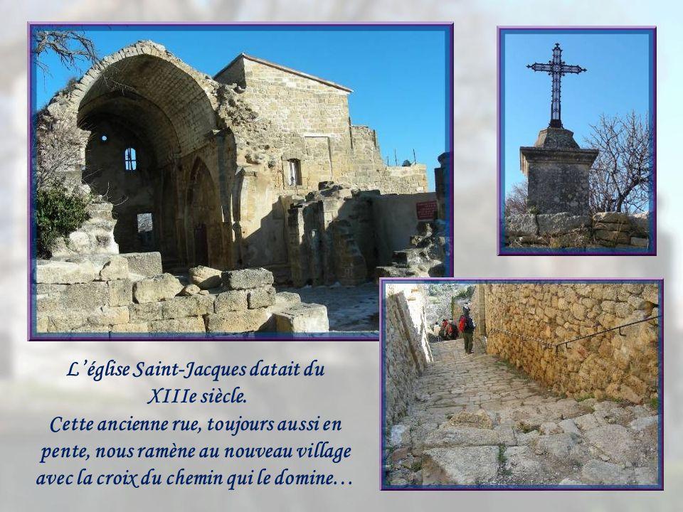 L'église Saint-Jacques datait du