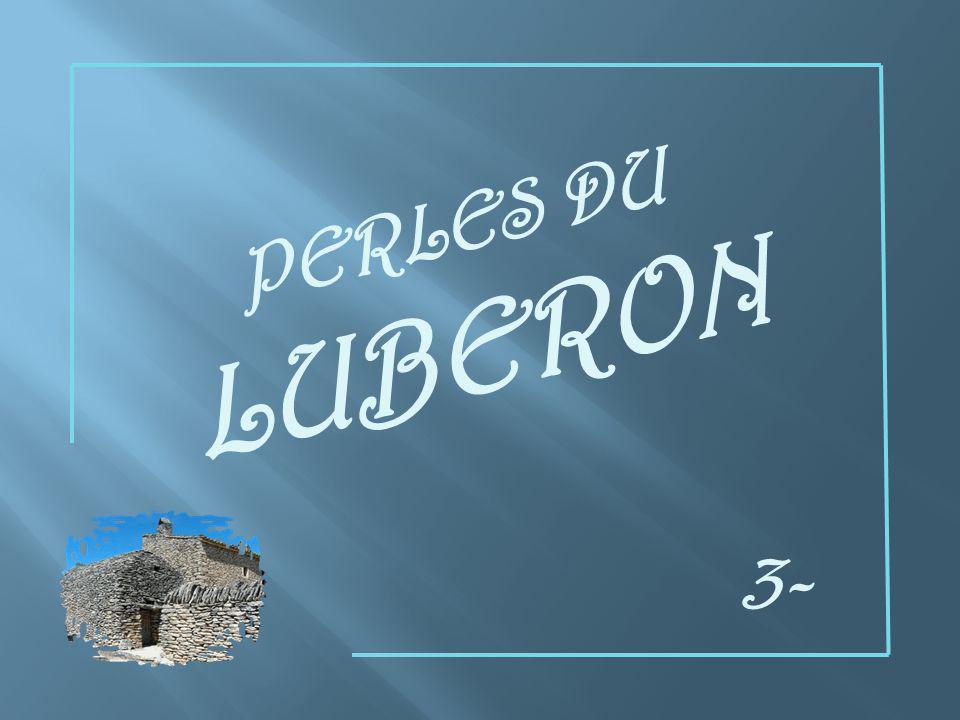 PERLES DU LUBERON 3-