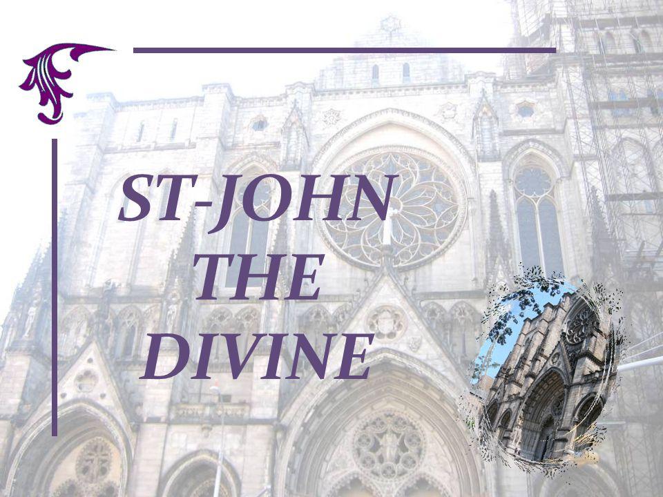 ST-JOHN THE DIVINE