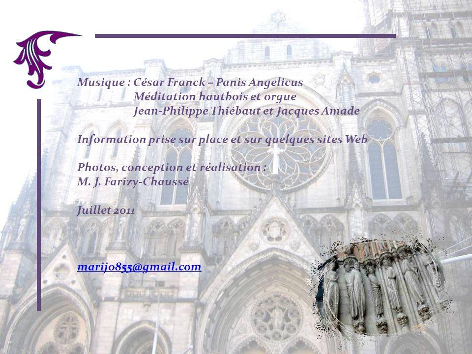 Musique : César Franck – Panis Angelicus