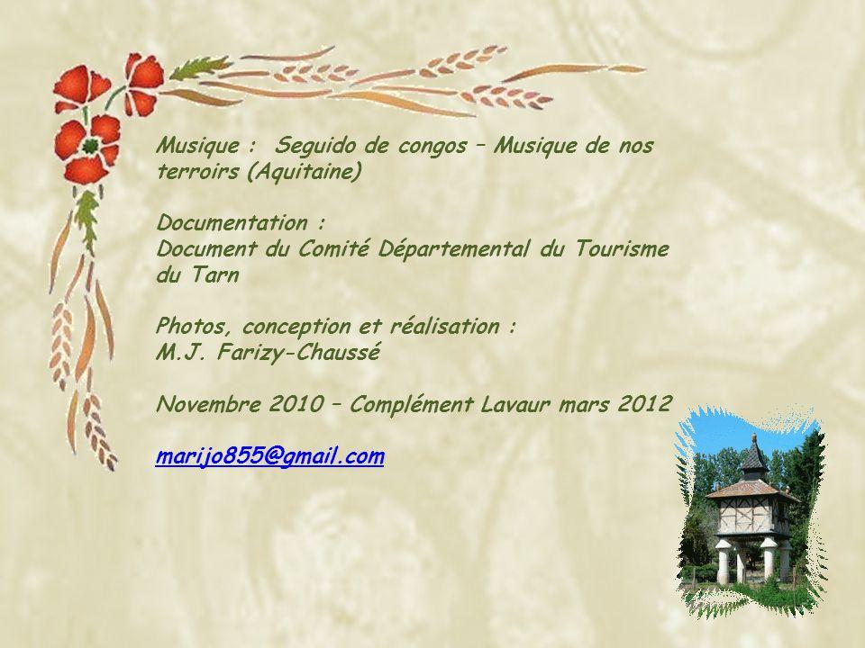 Musique : Seguido de congos – Musique de nos terroirs (Aquitaine)