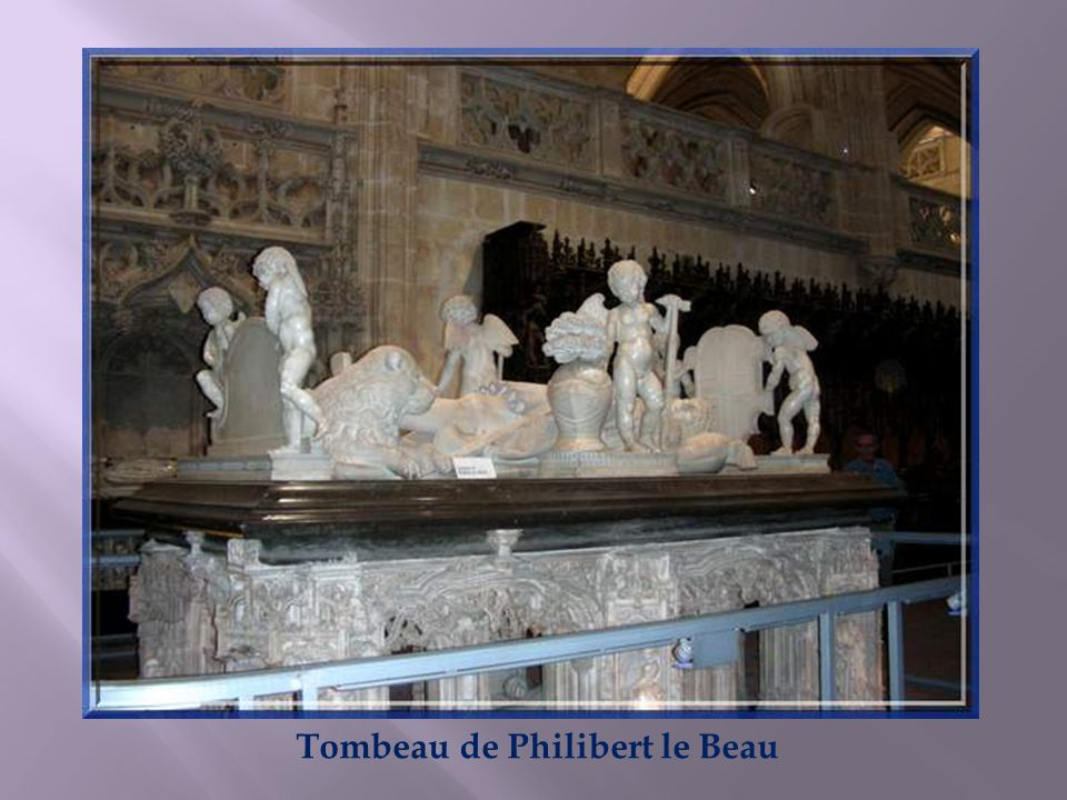 Tombeau de Philibert le Beau