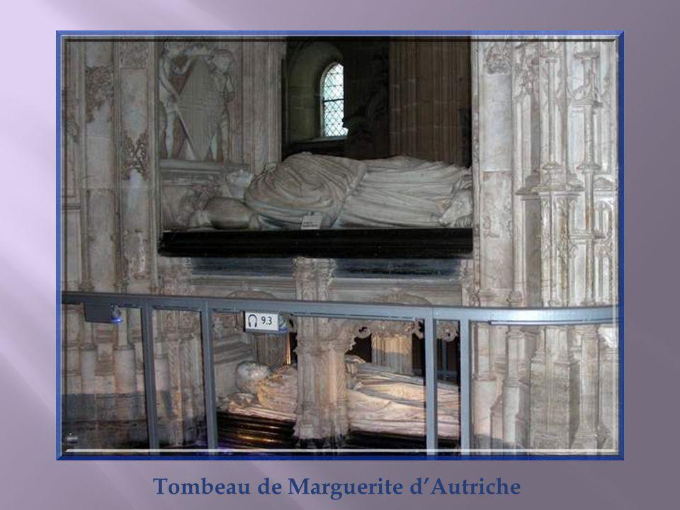 Tombeau de Marguerite d'Autriche