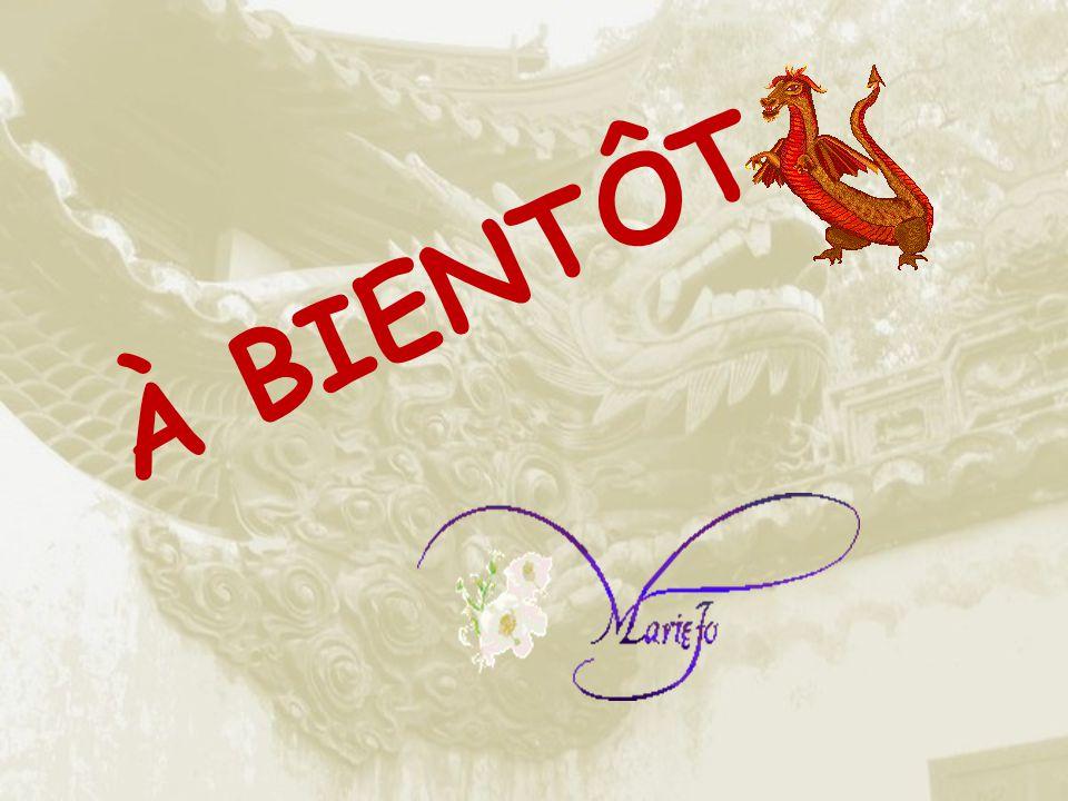 À BIENTÔT
