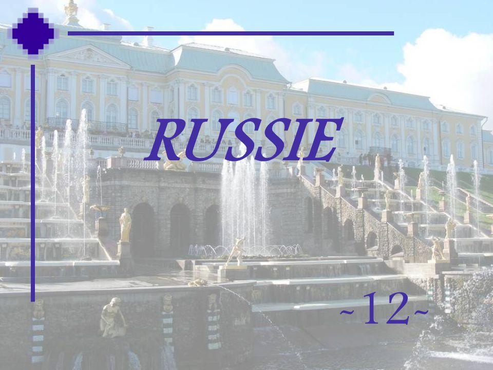 RUSSIE -12-