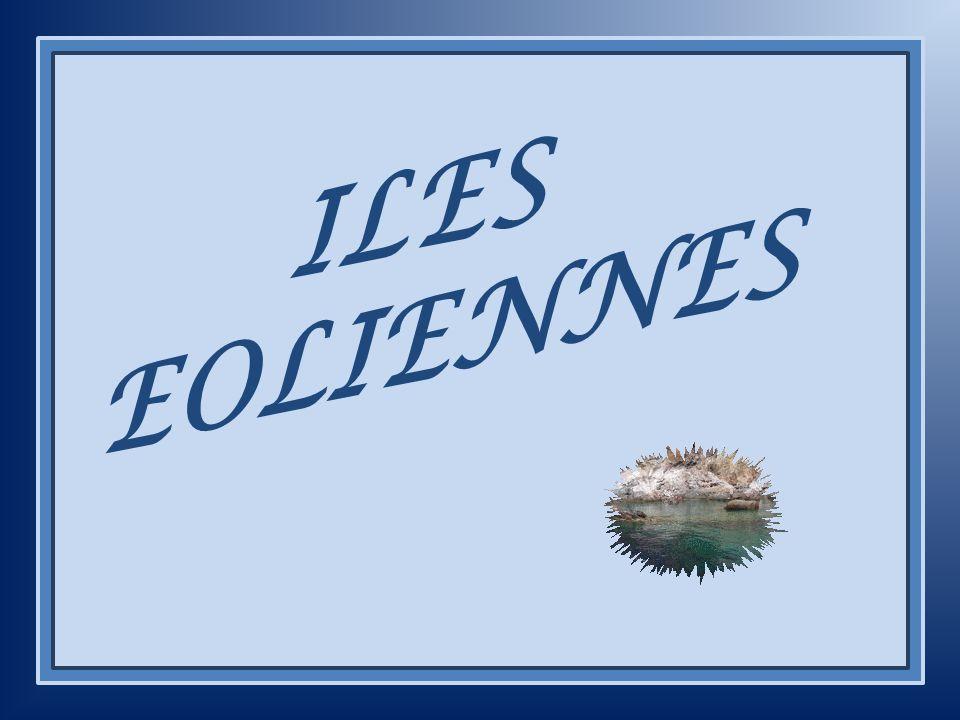 ILES EOLIENNES