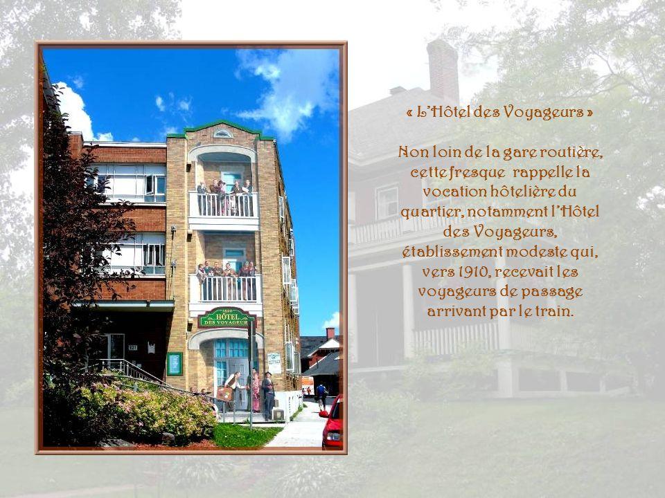 « L'Hôtel des Voyageurs »