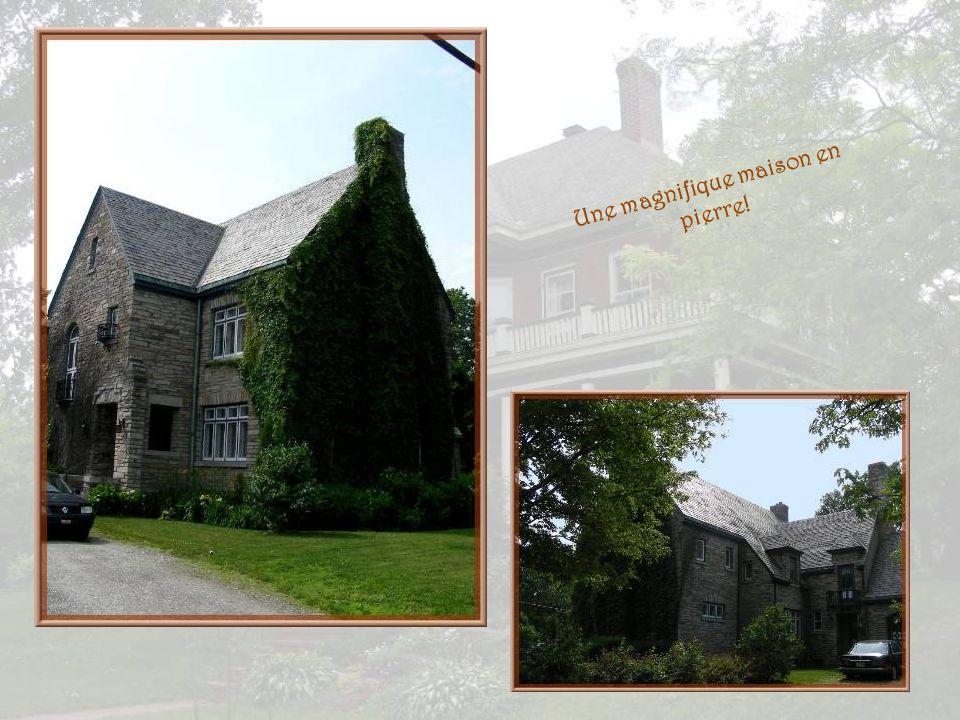 Une magnifique maison en pierre!