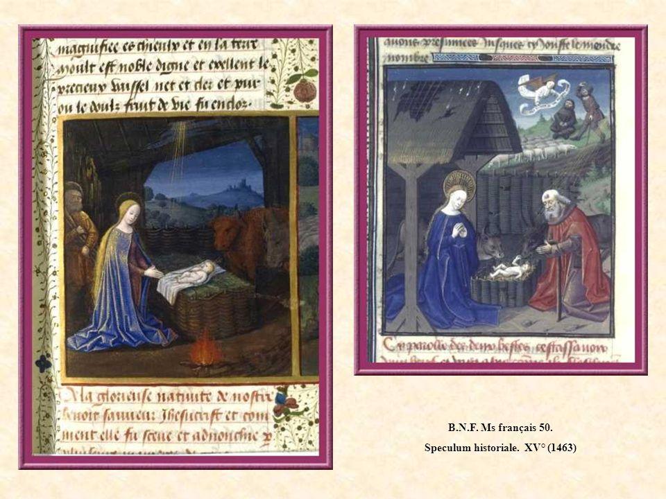 Speculum historiale. XV° (1463)