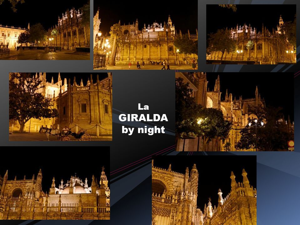 La GIRALDA by night