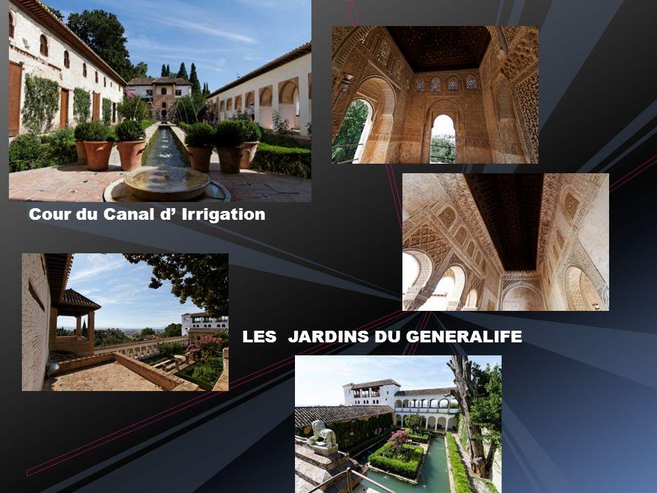 Cour du Canal d' Irrigation