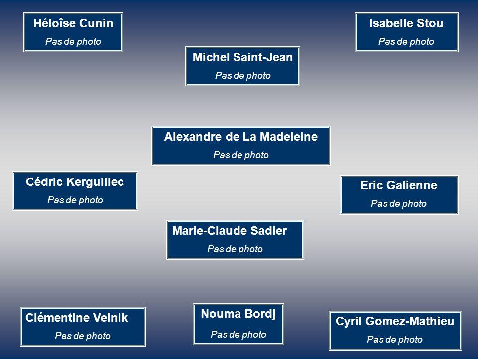 Alexandre de La Madeleine