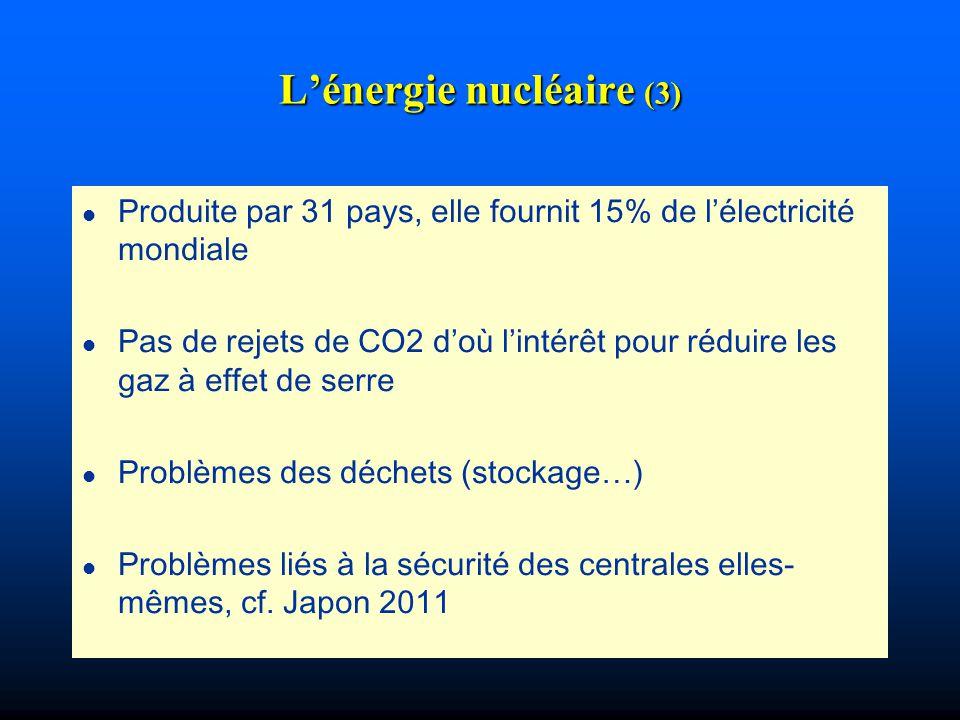 L'énergie nucléaire (3)