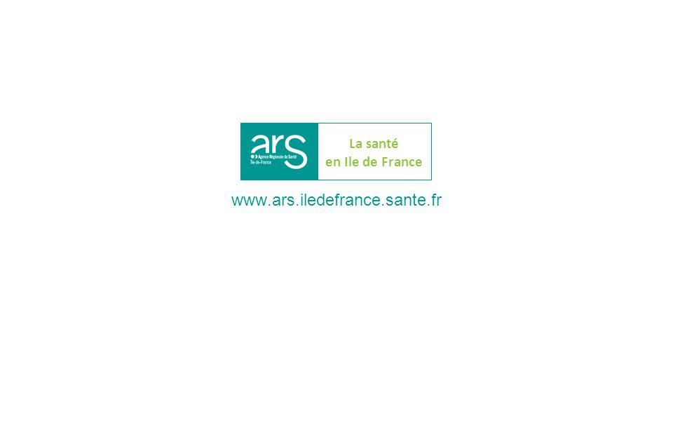 La santé en Ile de France www.ars.iledefrance.sante.fr