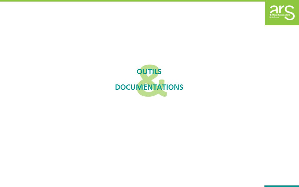 & OUTILS DOCUMENTATIONS
