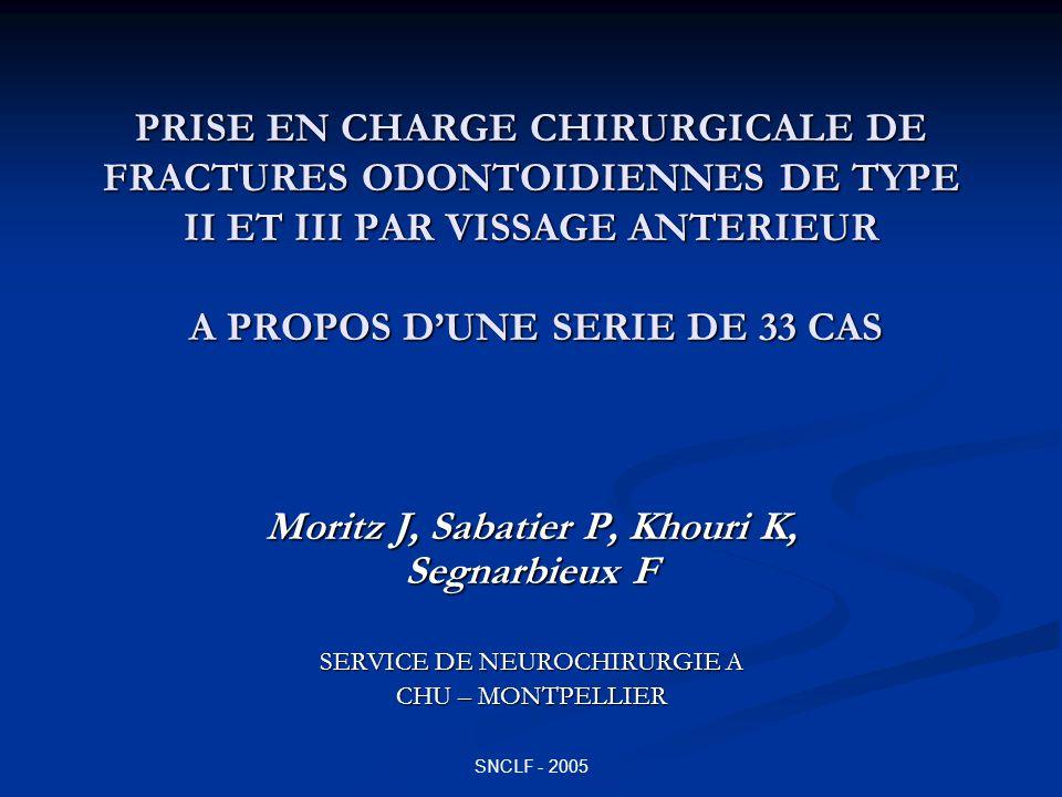 Moritz J, Sabatier P, Khouri K, Segnarbieux F