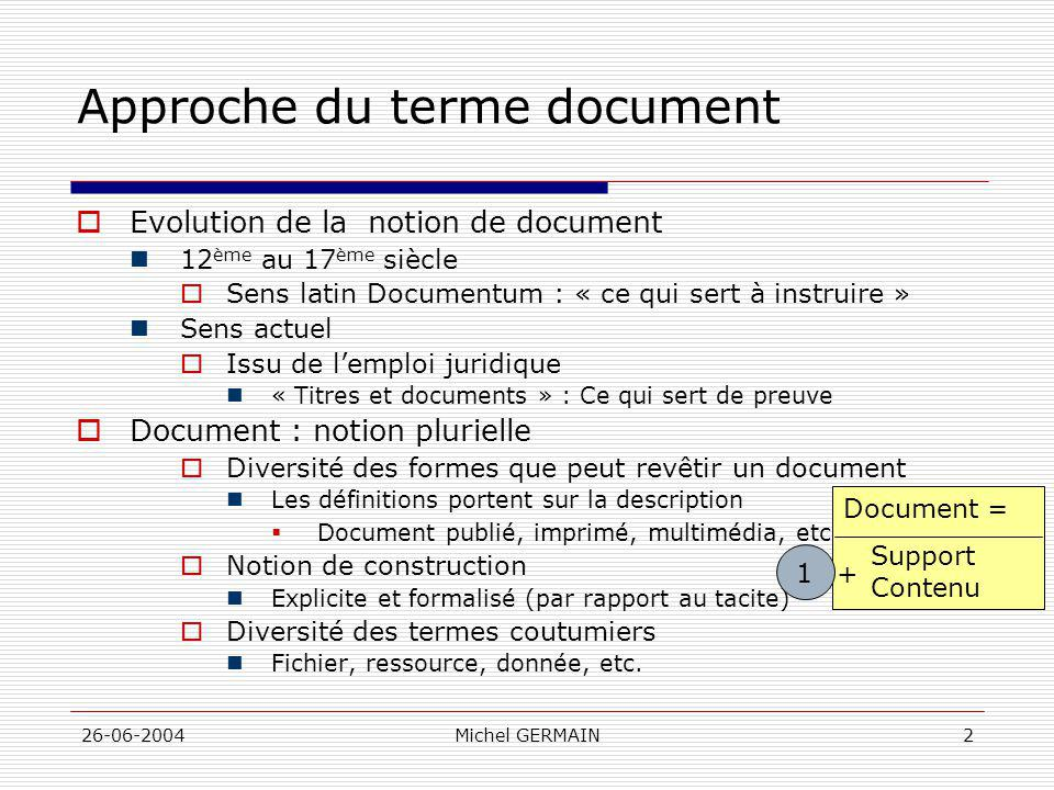 Ent et rapport aux documents ppt t l charger for Portent definition
