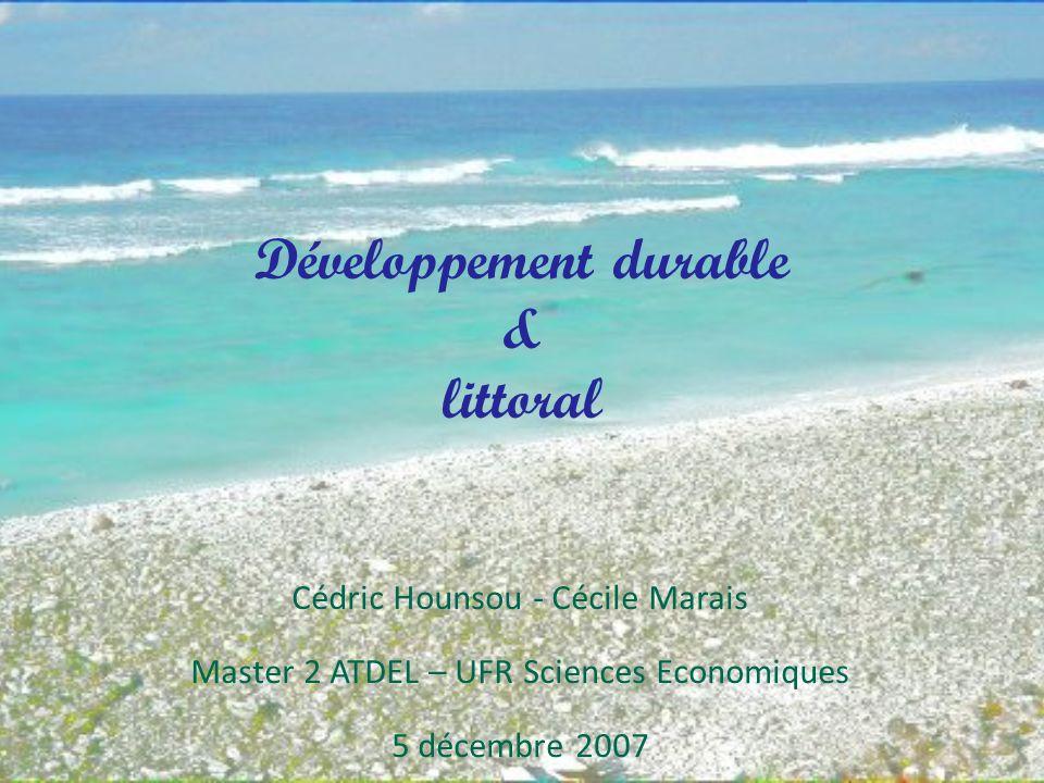 Développement durable & littoral