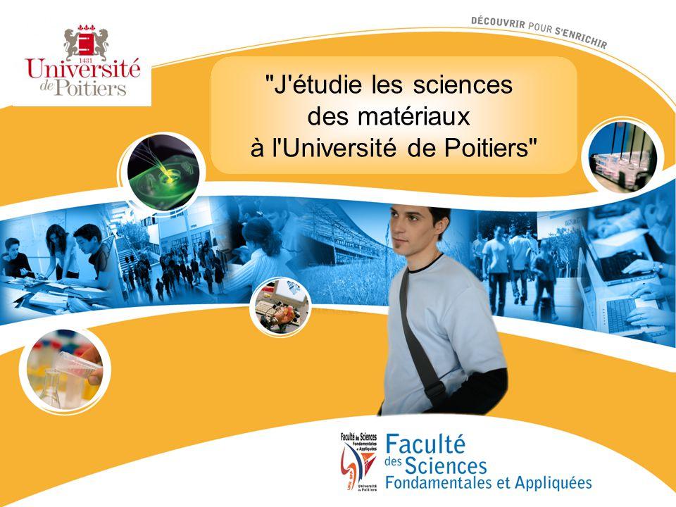 à l Université de Poitiers